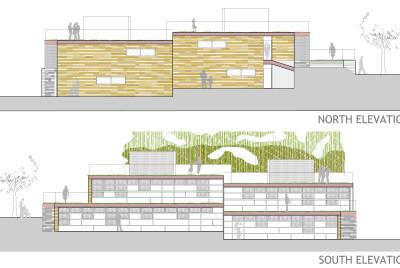 """3º puesto concurso de ideas """"Emerging Green Builders"""" Vancouver"""